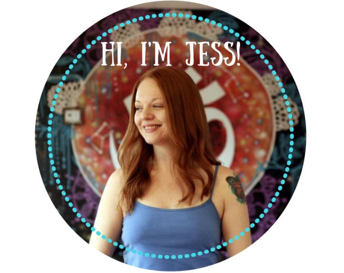 Hi, I'm Jess!